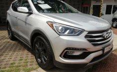 Hyundai Santa Fe 2018 barato en Xochimilco-0