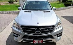 Mercedes Benz ML 350 4 Matic 2012 Piel Quemacoco V6 Automática 80,373 kms. Garantía, Sensores Delant-1