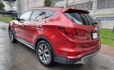 Hyundai Santa Fe 2017 5p Sport L4/2.0/T Aut-13