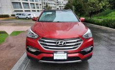 Hyundai Santa Fe 2017 5p Sport L4/2.0/T Aut-8