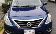 Auto Nissan Versa Advance 2019 de único dueño en buen estado-3