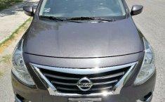 Auto Nissan Versa Advance 2016 de único dueño en buen estado-8
