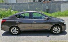 Auto Nissan Versa Advance 2016 de único dueño en buen estado-1