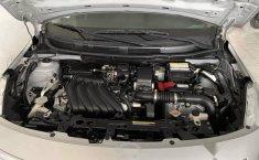 Auto Nissan Versa 2017 de único dueño en buen estado-8