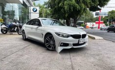 BMW Serie 4 2018 4p 440i G Coupe M Sport L6/3.0/T-10