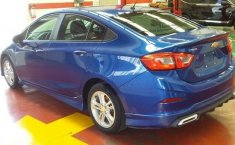 Chevrolet Cruze LS Estándar Turbo 2018 Sedán Tela, Todo Eléctrico, Bluetooth, USB, Aux. 4 Cil. A. A.-6