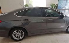 Ford Fusion 2018 usado en Cuajimalpa de Morelos-9