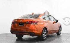 Nissan Versa 2021 1.6 Exclusive Navi At-9