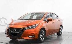 Nissan Versa 2021 1.6 Exclusive Navi At-8