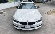 BMW Serie 4 2018 4p 440i G Coupe M Sport L6/3.0/T-4