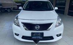 Nissan Versa 2014 1.6 Exclusive At-4