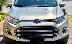 Venta de Ford EcoSport Titanium 2016 usado Automático a un precio de 259000 en Guadalajara-1