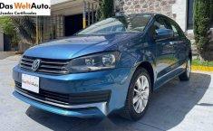 Volkswagen Vento 2018 4p Comfortline L4/1.6 Aut-0