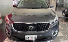 Kia Sorento 2016 5p EX PACK, V6 TA Piel QCP GPS 7-17