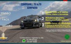 Auto Chevrolet Spark LTZ 2018 de único dueño en buen estado-7