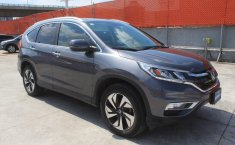 Auto Honda CR-V EXL 2015 de único dueño en buen estado-17