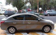 Nissan Versa 2014 Std Eqp Fact Agencia Unico Dueño-17