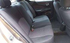 Nissan Versa 2014 Std Eqp Fact Agencia Unico Dueño-16