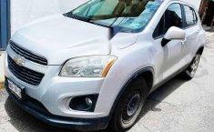 Chevrolet Trax 2015 5p LS L4/1.8 Man-4