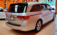 Auto Honda Odyssey EX 2014 de único dueño en buen estado-14