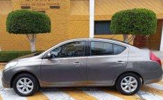 Nissan Versa 2014 Std Eqp Fact Agencia Unico Dueño-12