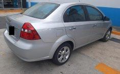 Chevrolet Aveo LTZ 2017 barato en Huixquilucan-5