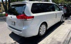 Toyota Sienna Limited Factura Agencia Unico Dueño-10