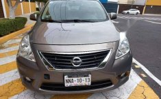 Nissan Versa 2014 Std Eqp Fact Agencia Unico Dueño-10