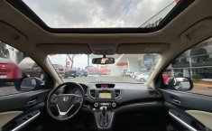 Honda CRV 2015 5p EXL L4/2.4 Aut-6