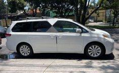 Toyota Sienna Limited Factura Agencia Unico Dueño-9