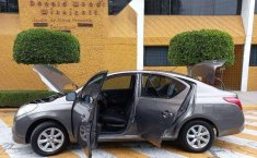 Nissan Versa 2014 Std Eqp Fact Agencia Unico Dueño-8