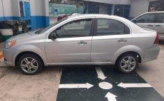 Chevrolet Aveo LTZ 2017 barato en Huixquilucan-3