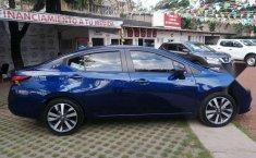 Venta de Nissan Versa 2020 usado Automático a un precio de 305000 en Xochimilco-5