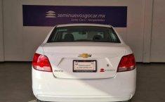 Se pone en venta Chevrolet Aveo 2020-5