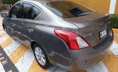 Nissan Versa 2014 Std Eqp Fact Agencia Unico Dueño-7