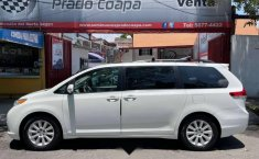 Toyota Sienna Limited Factura Agencia Unico Dueño-3