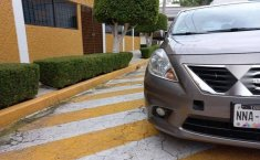 Nissan Versa 2014 Std Eqp Fact Agencia Unico Dueño-6