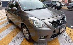 Nissan Versa 2014 Std Eqp Fact Agencia Unico Dueño-4