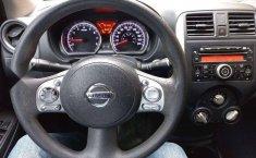 Nissan Versa 2014 Std Eqp Fact Agencia Unico Dueño-3