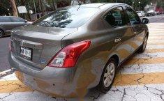 Nissan Versa 2014 Std Eqp Fact Agencia Unico Dueño-2