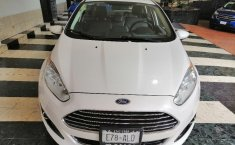 Ford Fiesta 2016 usado en Gustavo A. Madero-2