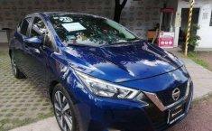 Venta de Nissan Versa 2020 usado Automático a un precio de 305000 en Xochimilco-1