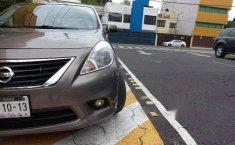 Nissan Versa 2014 Std Eqp Fact Agencia Unico Dueño-1