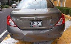 Nissan Versa 2014 Std Eqp Fact Agencia Unico Dueño-0