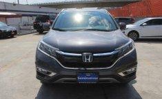 Auto Honda CR-V EXL 2015 de único dueño en buen estado-1