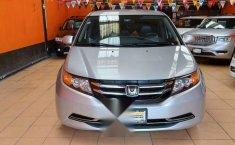 Auto Honda Odyssey EX 2014 de único dueño en buen estado-2