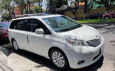 Toyota Sienna Limited Factura Agencia Unico Dueño-2
