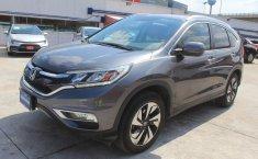 Auto Honda CR-V EXL 2015 de único dueño en buen estado-0