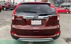 Honda CRV 2015 5p EXL L4/2.4 Aut-0