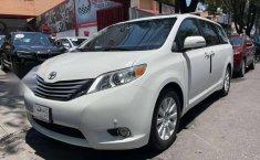 Toyota Sienna Limited Factura Agencia Unico Dueño-0